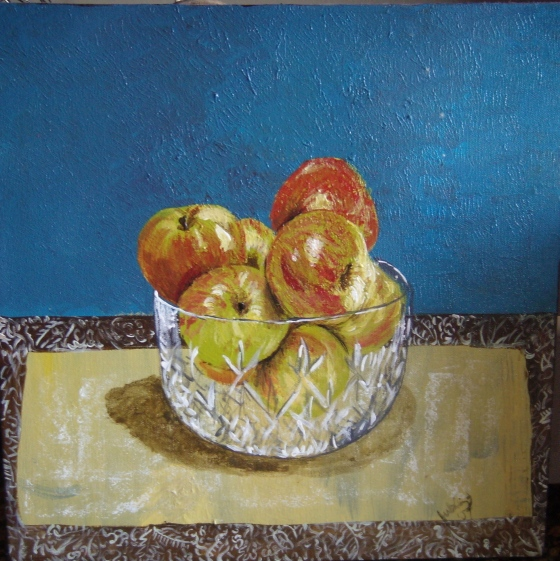Julie Craigo, still life